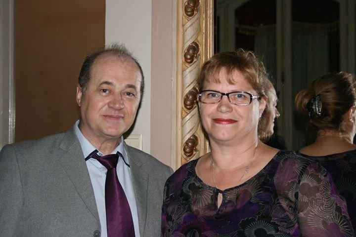 Zinaida Vishnevskaia si Firicel Ciarnau