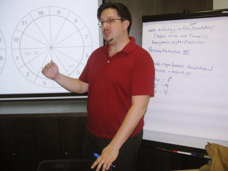 Workshop cu Ben Dykes