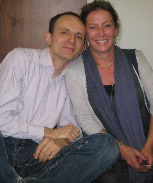 Deborah Houlding si Dan Ciubotaru