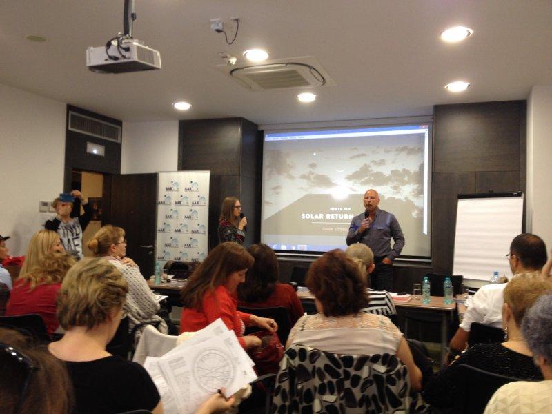 Workshop cu Oner Doser