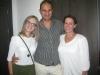 Anca Simina Martin si Adrian Cotora cu Deborah Houlding
