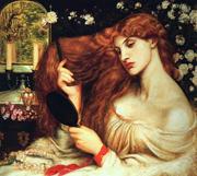 Dante-Gabriel-Rossetti-Lady-Lilith