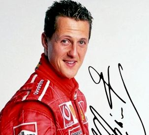 Michael Schumacher – purtătorul predestinat al unor sarcini supra-individuale