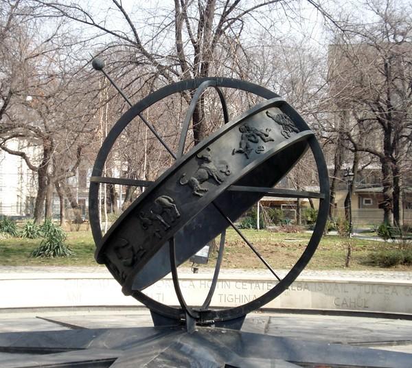 București – itinerariu astrologic