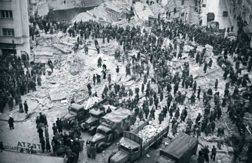 Marele cutremur din 1940