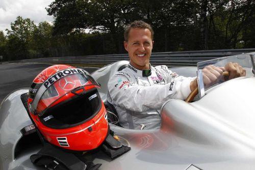 Michael Schumacher, între viaţă şi moarte