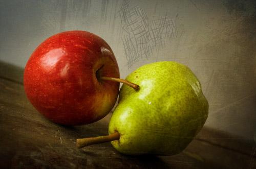 Sinastrie dinamică sau mere cu pere egal love