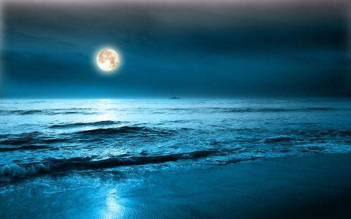 Luna pleacă în vacanță. Despre semnul Lunii natale și visul unui concediu reușit