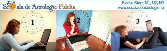 3 iunie: cursuri de astrologie la Școala Fidelia