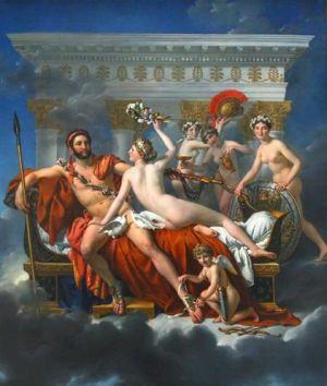 Jacques-Louis David (1824)