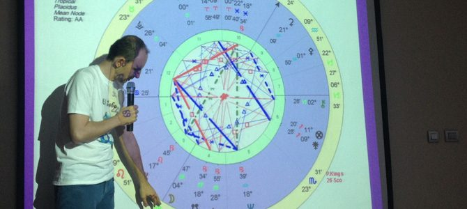 18-19 martie: Interpretarea astrogramei natale