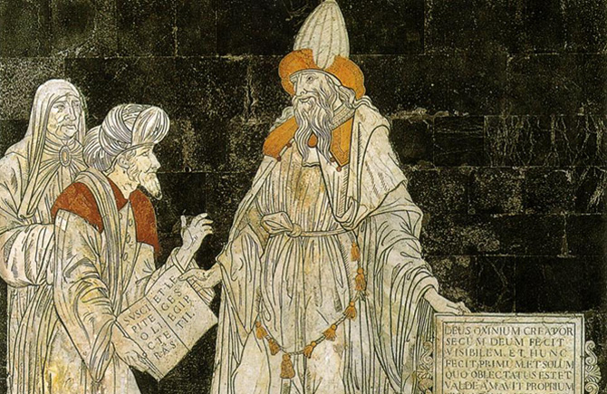 exercitiu-imaginar-fondatorii-astrologiei