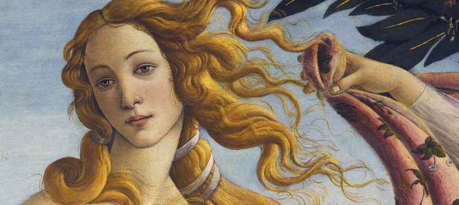 Venus and beauty over the centuries (part III)