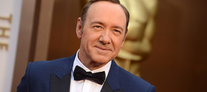 Kevin Spacey – Leul cu un talent atipic