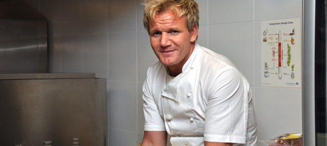Gordon Ramsay – un Scorpion pe culmile gastronomiei