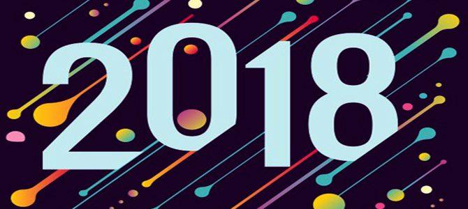 Anul 2018 – tranzite semnificative (partea I)