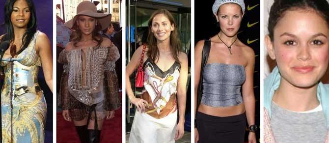 Evoluția modei feminine în anii 2000