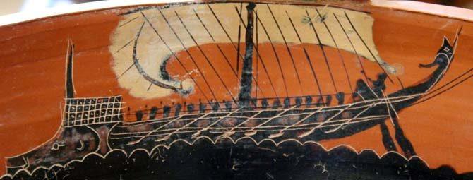 Planeta dominantă la vechii greci