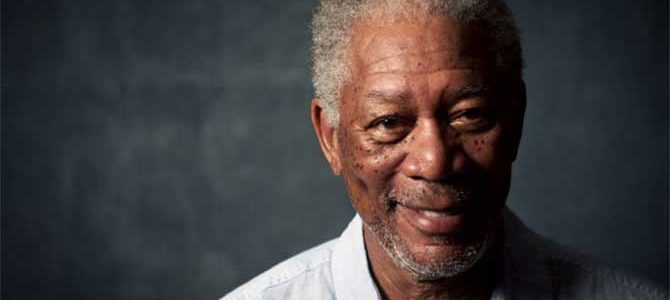 Morgan Freeman –  talent fabulos sub semnul Gemenilor