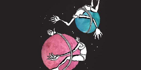 Marte și Venus în vara lui 2018