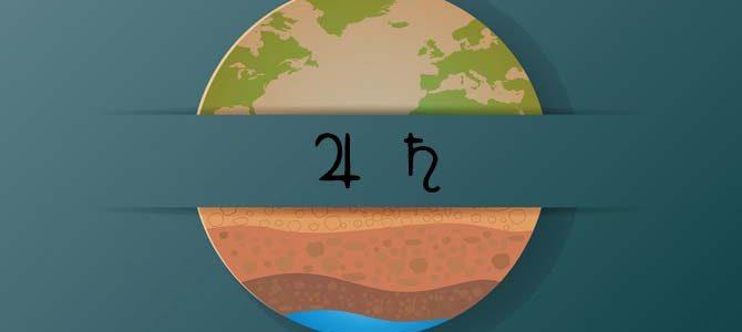 Conjuncțiile Jupiter-Saturn în semne de Pământ