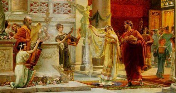 """Despre căsătorie – extrase din """"Antologia"""", de Vettius Valens (cca. 160 e.n.)"""