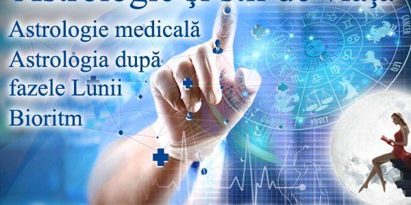 """1 și 2 iunie 2019: curs """"Astrologie și stil de viață"""" cu Firicel Ciarnău"""