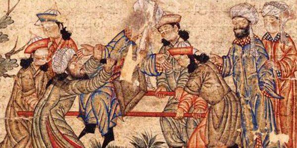 Întâmplări cu astrologi de demult, povestite de Nizami Aruzi …și repovestite de Mihaela Dicu. Despre un astrolog șmecher și despre altul țicnit