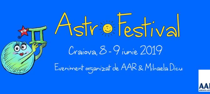 Programul Astro-Festivalului 2019