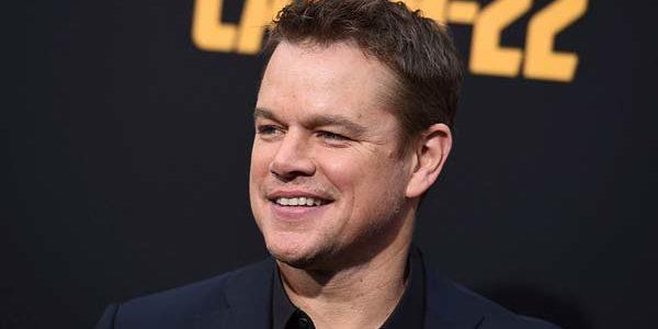 Matt Damon sau Balanţa pe culmile talentului