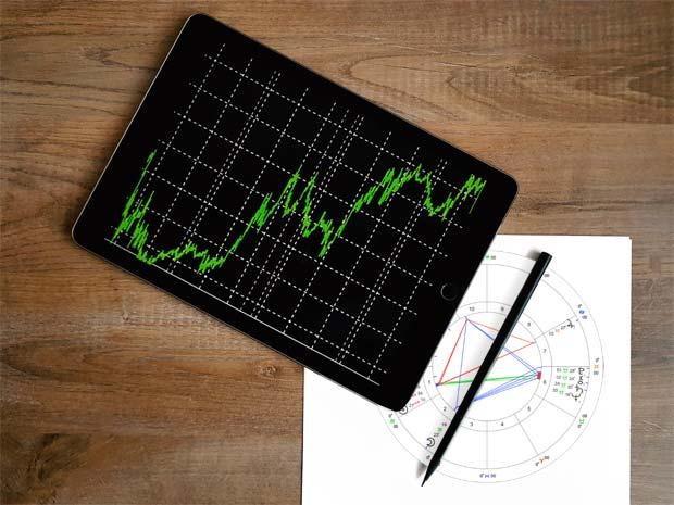 Prognoza pieței bursiere, folosind astrologia