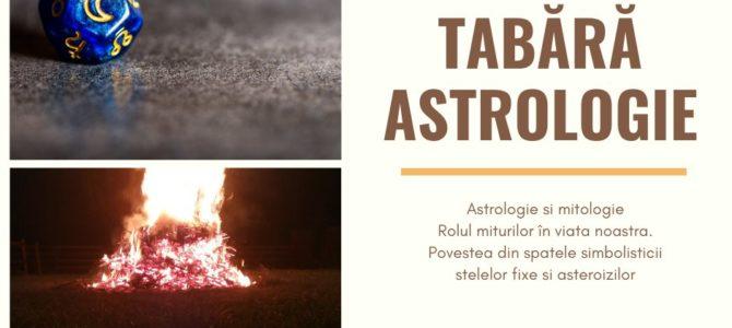 19-23 martie 2020: Tabăra de astrologie Ascella