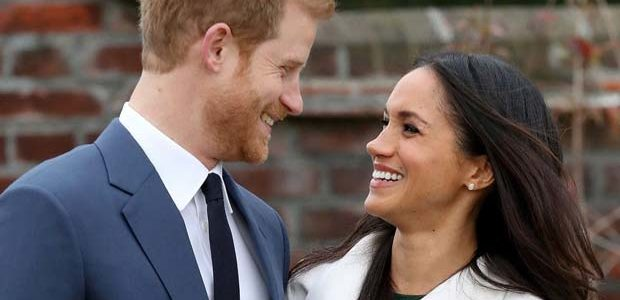 Astro love story: Harry & Meghan