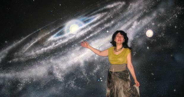 Interviu radiofonic pe teme de astrologie, cu Mihaela Dicu