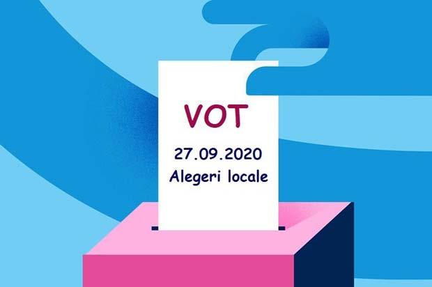 Alegerile locale din 27 septembrie 2020