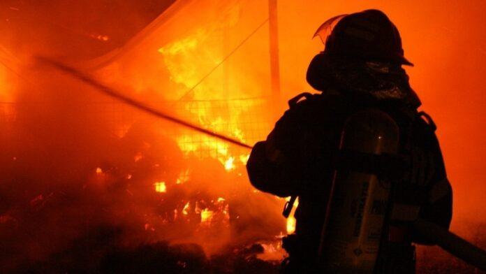 Marte și incendiul de la spitalul din Piatra Neamț