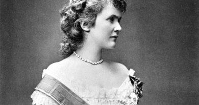 Carmen-Sylva, prima regină a României
