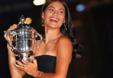 O campioană: Emma Răducanu