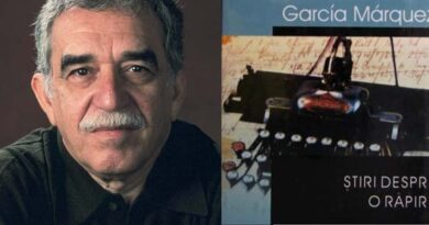 """Astro-recenzii: """"Știri despre o răpire"""" sau de la Gabriel Garcia Marquez la """"Narcos"""""""